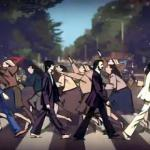 Вступительный ролик к The Beatles: Rock Band. Круть!