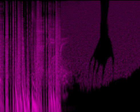 Thewarningspectrogram
