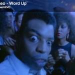 Великие видео эпохи 80-х. Word up!