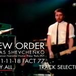 New Order — Taras Shevchenko