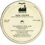 New Order — Perfect Kiss