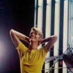 David Bowie Stage Live