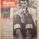Дэвид Боуи развлекается в Beat Club, Май 1978.