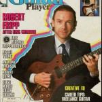 Robert Fripp Documentary: New York and Wimborne
