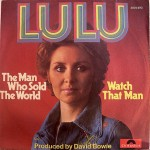 Лулу и Дэвид Боуи