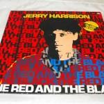 Красное и Чёрное. Сольное творчество Джерри Харрисона.