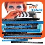 Впечатления от просмотра David Bowie — Five Years