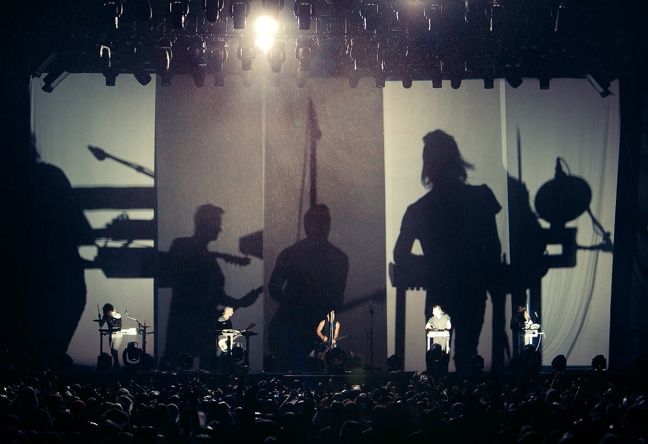 Nine Inch Nails - Lollapalooza 2013 full concert