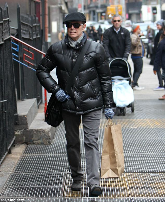 bowie shopping