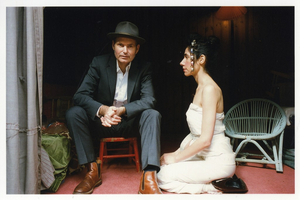 PJ harvey John Paris
